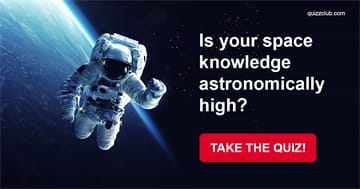 Nature Quiz Test: Is your space knowledge astronomically high? Let's find out