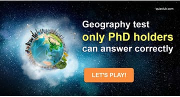 Geography Quiz Test: Only Americans With A PhD Passed This Tricky Geography Test