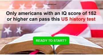 History Quiz Test: Only Americans With An IQ Score Of 152 Or Higher Can Pass This US History Test