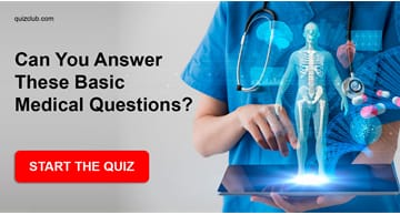 health Quiz Test: Can You Answer These Basic Medical Questions?