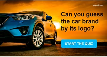 male Quiz Test: Can you guess the car brand by its logo?