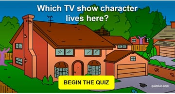 Movies & TV Quiz Test: Can You Guess The TV Show Based On A Screenshot Of A Character's House?