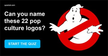 Culture Quiz Test: Can You Name These 22 Pop Culture Logos?