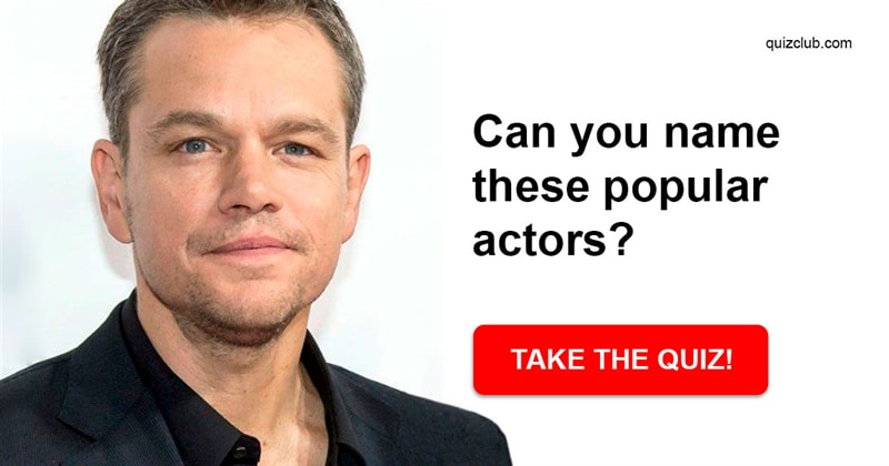 Movie and tv quizzes