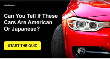 knowledge Quiz Test: Can You Tell If These Cars Are American Or Japanese?