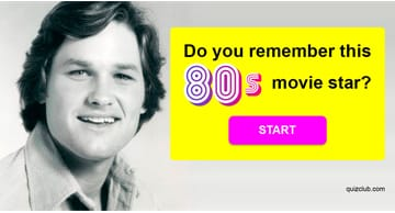 Movies & TV Quiz Test: How many of these '80s movie stars can you name?