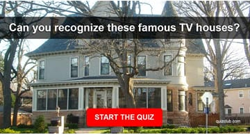 Quiz Test: Can you recognize these famous TV houses?
