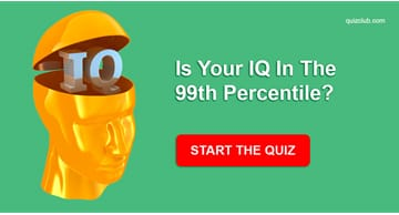 IQ Quiz Test: Is Your IQ In The 99th Percentile?