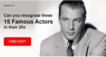 celebs Quiz Test: Most Women Struggle Recognizing These Famous Actors In Their 20s