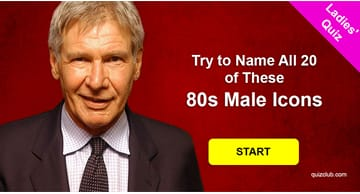 celebs Quiz Test: Only 1 In 50 Women Remember All 20 Of These 80s Male Icons