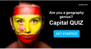 Geography Quiz Test: Only A Geographical Genius Knows The Capitals Of These 26 Random Countries