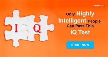 IQ Quiz Test: Only Highly Intelligent People Can Get 6/6 In This IQ Test