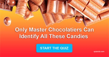 funny Quiz Test: Only Master Chocolatiers Can Identify All These Candies