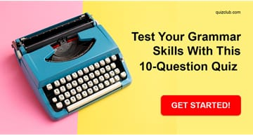 IQ Quiz Test: Test your grammar skills with this 10-question quiz