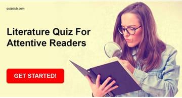 knowledge Quiz Test: Literature Quiz For Attentive Readers