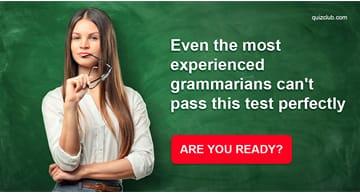 language Quiz Test: This comma splice test will show your grammar knowledge