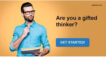 IQ Quiz Test: This IQ Test Will Determine If You Truly Are A Gifted Thinker