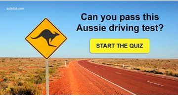 Society Quiz Test: Can you pass this Aussie driving test?