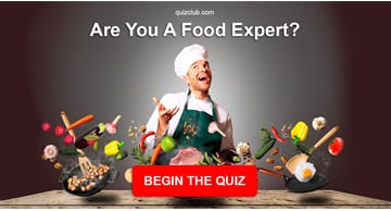 Geography Quiz Test: Are You A Food Expert?