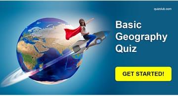 Geography Quiz Test: Basic Geography Quiz