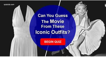 Movies & TV Quiz Test: Can You Guess The Movie From These Iconic Outfits?