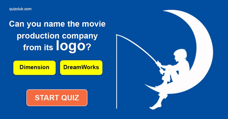 Movies & TV Quiz Test: Can you name the movie production company from its logo?