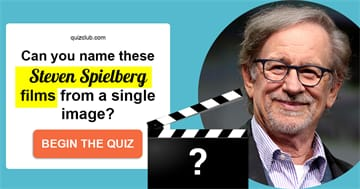 Movies & TV Quiz Test: Can you name these Steven Spielberg films from a single image?