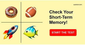 knowledge Quiz Test: Check Your Short-Term Memory!