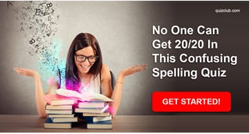 language Quiz Test: No One Can Get 20/20 In This Confusing Spelling Quiz