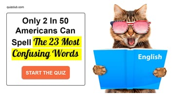 language Quiz Test: Only 2 In 50 Americans Can Spell The 23 Most Confusing Words