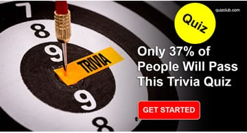 knowledge Quiz Test: Only 37% of People Will  Pass This Trivia Quiz