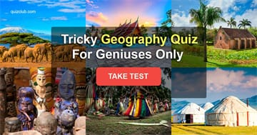 Geography Quiz Test: Only Gifted People Know Where These 23 Obscure Countries Are