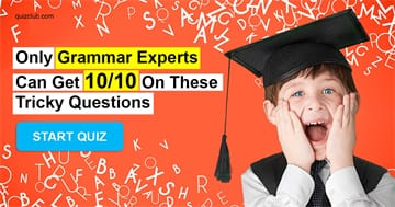 language Quiz Test: Only Highly Educated People Get 10/10 On This Grammar Test