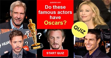 Movies & TV Quiz Test: Only Real Movie Buffs Can Tell Which Of These Actors Have Oscars