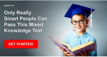 IQ Quiz Test: Only Really Smart People Can Pass This Mixed Knowledge Test