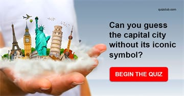 Geography Quiz Test: Can you guess the capital city without its iconic symbol?