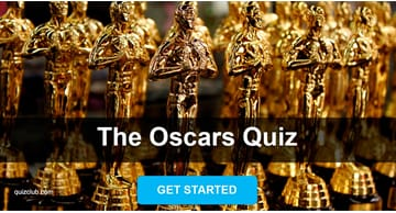 Movies & TV Quiz Test: The Oscars Quiz