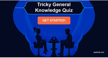 knowledge Quiz Test: Tricky General Knowledge Quiz