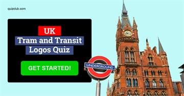 Society Quiz Test: UK Tram and Transit Logos Quiz