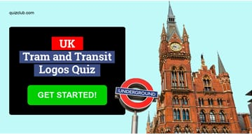 Society Quiz Test: UK Tram and Transit Logos Quiz