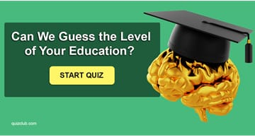 IQ Quiz Test: We Can Guess Your Level Of Education Based On Your Synonym Vocabulary