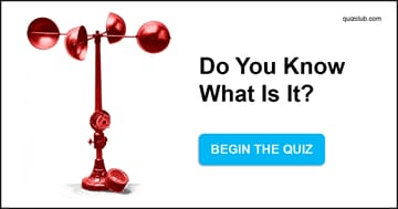 knowledge Quiz Test: Weather Tools Quiz
