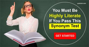 language Quiz Test: You Must Be Highly Literate If You Pass This Synonym Test