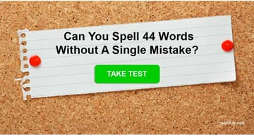 language Quiz Test: Your IQ Is Superior If You Can Spell These 44 Words
