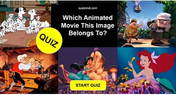 Movies & TV Quiz Test: 74% Of Disney Fans Can't Guess Which Movie This Image Belongs To