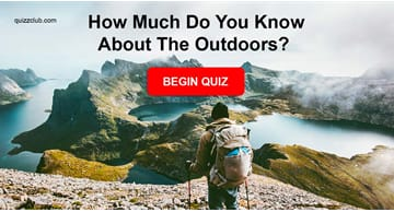 Nature Quiz Test: How Much Do You Know About The Outdoors?
