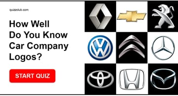 knowledge Quiz Test: How Well Do You Know Car Company Logos?
