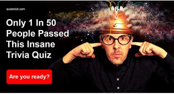 IQ Quiz Test: Only 1 In 50 People Passed This Insane Trivia Quiz
