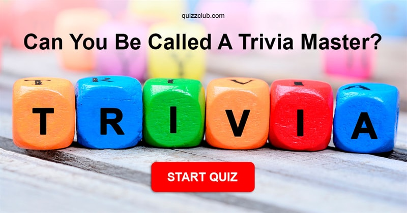 Geography Quiz Test: Prove to be a trivia master by answering these random questions