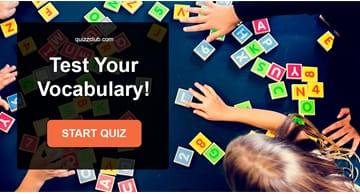 language Quiz Test: Test your vocabulary by matching the definition to the word